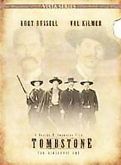 Tombstone - The Director's Cut (Vista Series) Kurt Russell, Val Kilmer, Sam Ell