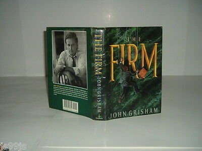 THE FIRM By JOHN GRISHAM 1991 March First Edition