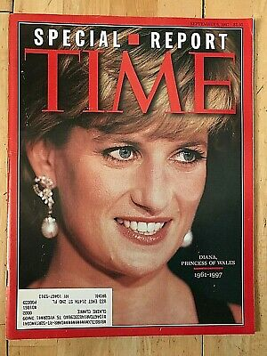 Time Magazine Princess Diana Tribute - Special Report