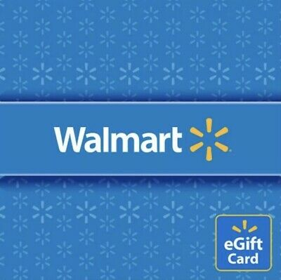 Walmart Gift Card - $15 (Email Delivery)