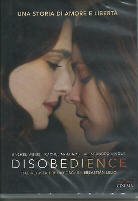 Disobedience (2019) DVD Booking