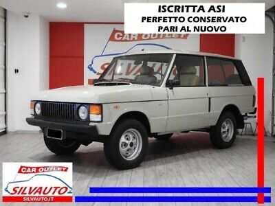 Land rover range rover classic 3.5 overdrive