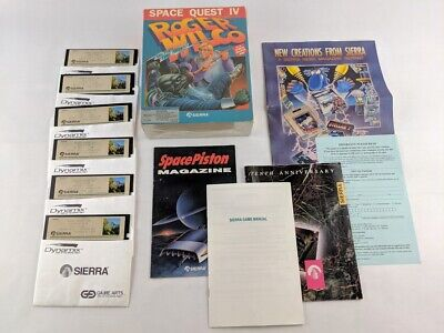 """Space Quest IV (1991) 