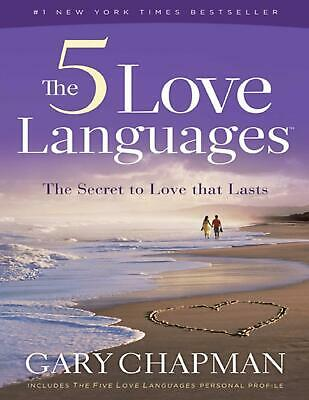 The 5 Love Languages 2015 by Gary Chapman (E-B0K&AUDI0B00K||E-MAILED) #1