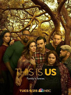 This Is Us Season 3 NEW DVD