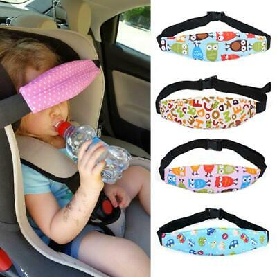 Baby Safety Car Seat Sleep Nap Aid Child Kid Head Protector Belt Support c
