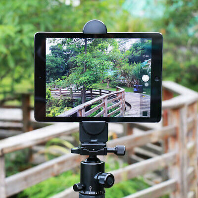 Phone Tablet PC Stand Tripod Mount Adapter Flexible Clamp Holder for iPad Air