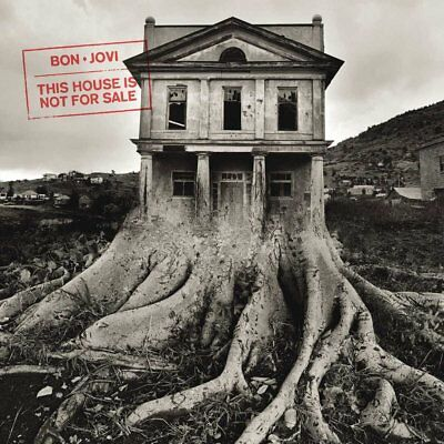 Bon Jovi  'This House is not for Sale'   Deluxe Edition  [CD]  New!!