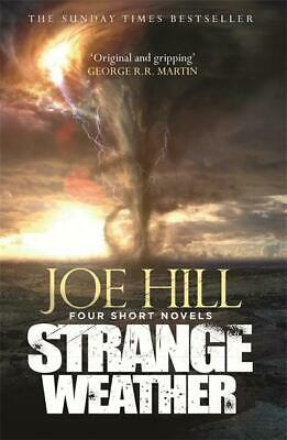 Strange Weather - Joe Hill - 9781473221192