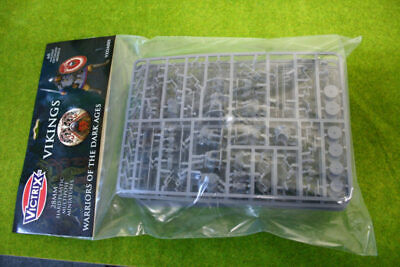 Victrix VIKINGS VXDA001 28mm Plastic 60 Figure Set