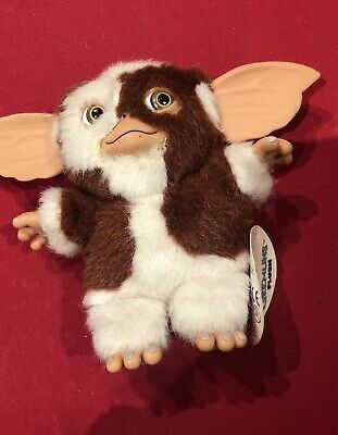 New Neca Gremlins Gremlin  Doll Toy Mogwai  Smiling Face Gizmo Plush 6""