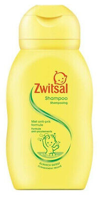 Zwitsal Anti-prik Shampoo Mini - 75 ml