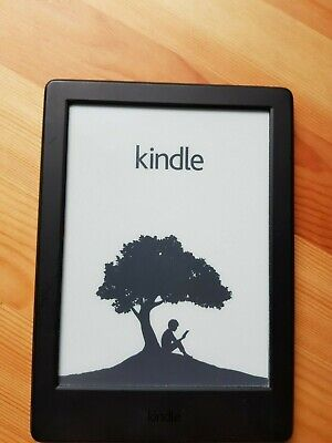 """Kindle E-Reader, 6"""" Glare-Free Touchscreen Display, Wi-Fi - With Special Offers"""