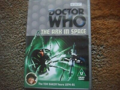 Doctor Who - The Ark In Space (DVD, 2002) Dr Who BBC Tom Baker