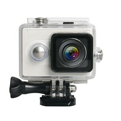 1X(For Xiaomi Yi Sports Action Camera Waterproof Underwater Diving Housing Ca JF
