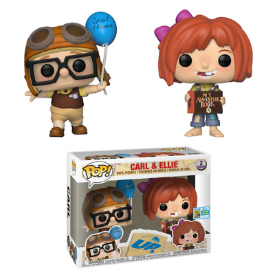 Carl & Ellie - Disney Up - 2019 SDCC Exclusive Funko Pop SHARED PRE-ORDER