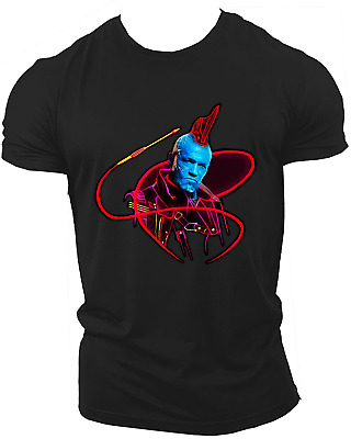 Yondu Avengers Infinity War End Game Marvel Endgame Unisex T-Shirt Neon16