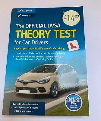 The Official DVSA Theory Test for Car Drivers Book 2019 - Most Recent Edition