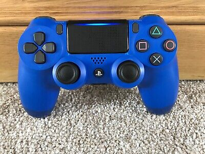 Official Sony PS4 PlayStation 4 DualShock V2 Controller - Blue (1C)