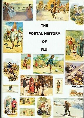 Postal history of FIJI book stamps postmarks Proud Bailey Co. Ltd. Commonwealth