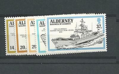 1990 MNH Alderney year collection, postfris