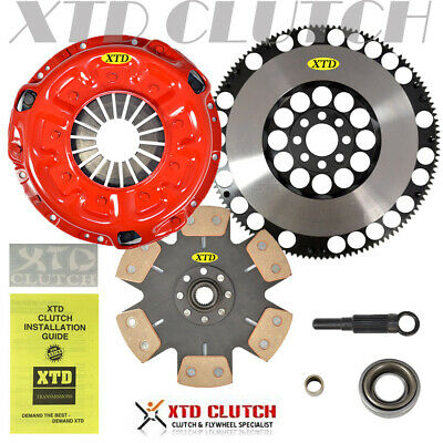 AMC STAGE 4 HYPER CLUTCH KIT 1999-2004 FORD MUSTANG GT V8 11 INCH