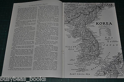 1945 magazine article KOREA under Japan Control, Chosen, Hermit Nation