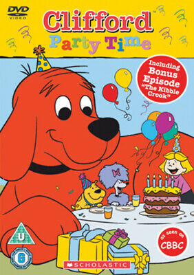 Clifford: Party Time DVD (2004) cert U Highly Rated eBay Seller, Great Prices