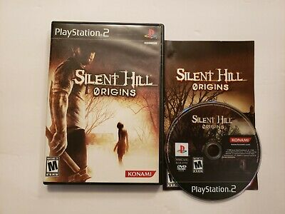 Silent Hill Origins (Sony PlayStation 2, 2008) - *RARE*,Tested, Complete,Tested