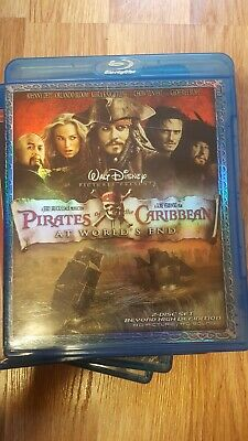 Pirates of the Caribbean: At Worlds End Blu-ray