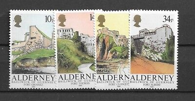 1986 MNH Alderney year collection, postfris