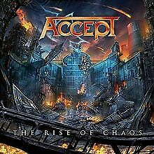 The Rise of Chaos von Accept | CD | Zustand akzeptabel