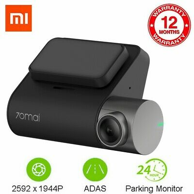 XIAOMI 70mai Pro Car DVR 140° Dash Cam Global Version 1944P Driving Recorder