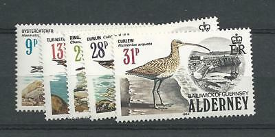 1984 MNH Alderney year collection, postfris
