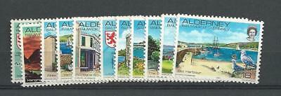 1983 MNH Alderney year collection, postfris