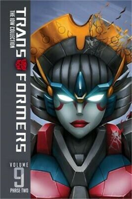 Transformers: IDW Collection Phase Two Volume 9 (Hardback or Cased Book)