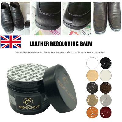 Leather Paint Colourant Repair Restorer Dye Stain pigment, SELF SEAL Restoration