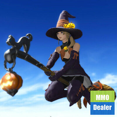 FFXIV Mount: Witch's Broom (Single Character) | Mog Station | FINAL FANTASY XIV