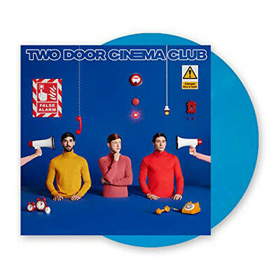 "Two Door Cinema Club : False Alarm VINYL 12"" Album Coloured Vinyl (Limited"