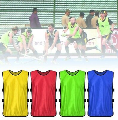 Training Bibs Sports Mesh Bibs Football Soccer Rugby Sports Team Practice Vests