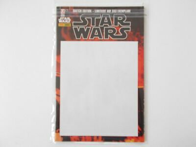 Star Wars # 14. (Variant, Sketch Edition, Limitiert auf 333) Comic. Z. 0-1