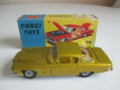 CORGI TOYS GHIA L6.4 Chrysler in Originalkarton
