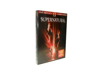 Supernatural: The Complete Thirteenth Season 13 (DVD, 2018, 5-Disc Set)