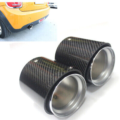 Stainless Steel Exhaust Pipe Tail Muffler For Mini Cooper F54-F55  Only 1pc DNN
