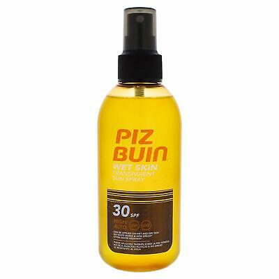 Piz Buin Piz Buin Wet Skin Transparent Sun Spray Spf30 150 ml