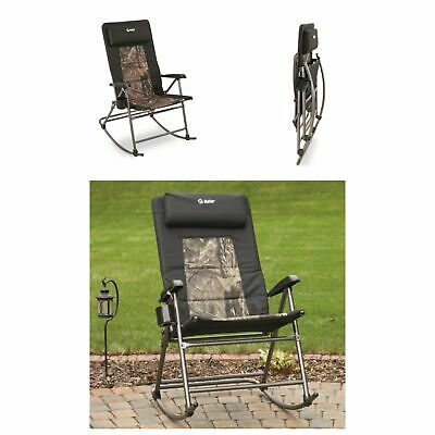 Awesome Camp Rocking Chair Oversized Folding Patio Lawn Reclining Andrewgaddart Wooden Chair Designs For Living Room Andrewgaddartcom