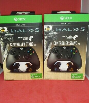 Xbox One - Halo 5 Controller Stand 2.0 - Controller Gear lot of 2