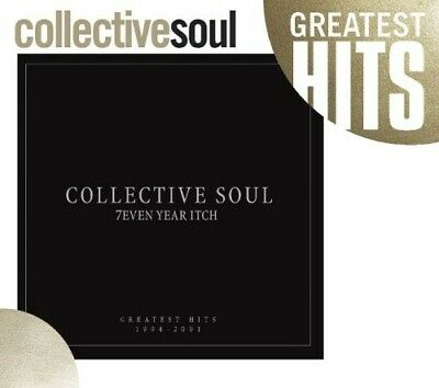 Collective Soul : Seven Year Itch: Greatest Hits CD Expertly Refurbished Product