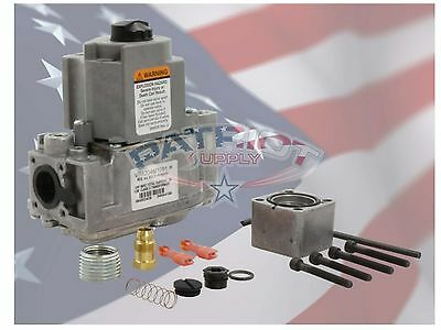 "Honeywell Vr8204M1091 1/2"" Gas Valve 24 Volt W/ Lp Kit"
