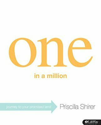 One in a Million by Shirer, Priscilla Book The Fast Free Shipping